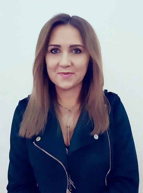 mgr inż. <br /> Katarzyna Szurmańska