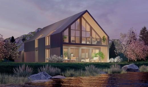 Nowy projekt luksusowego domu :D